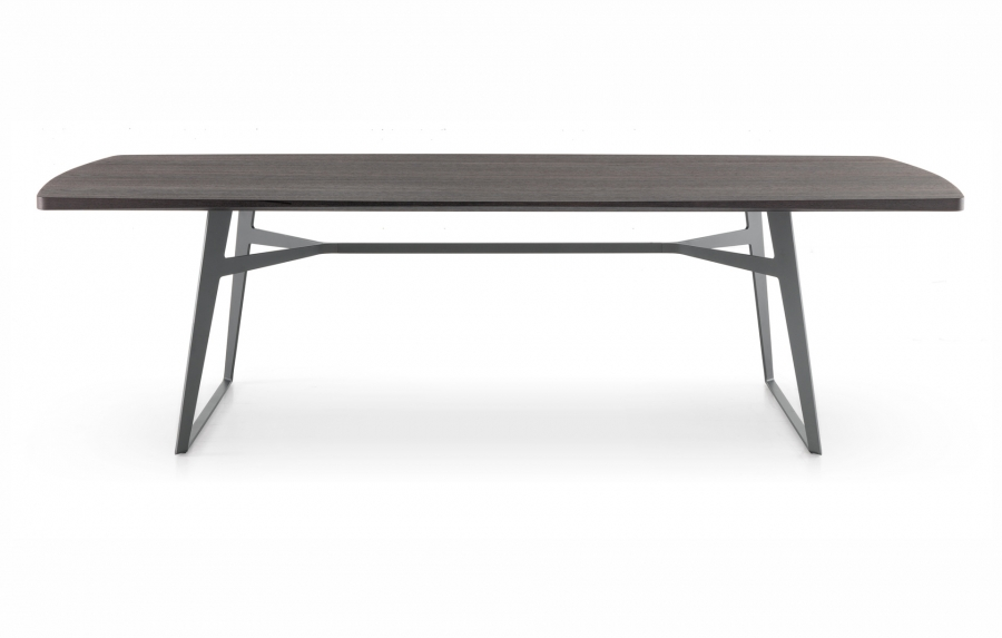 Clipper poliform tables - Table massif rallonge ...