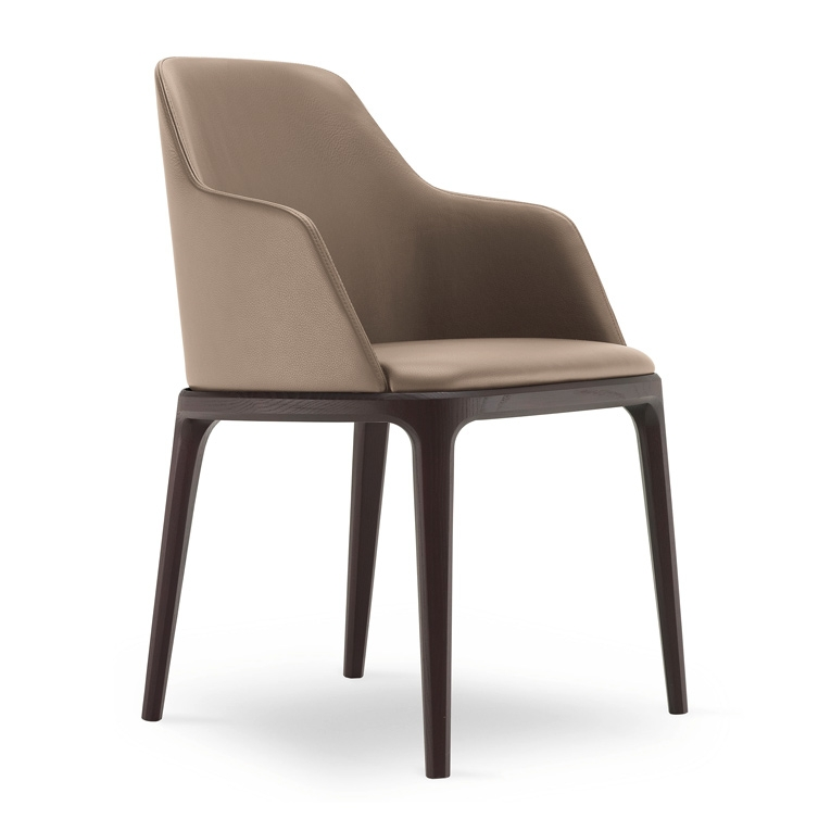 Grace poliform chair - Chaises simili cuir ...