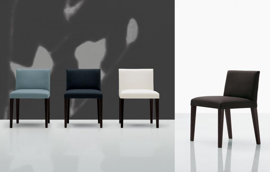 Sedie Poliform Outlet.Velvet Velvet Due Poliform Chair