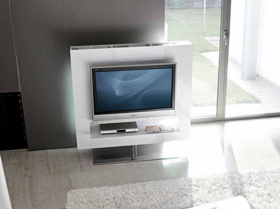 Panorama bonaldo meuble tv for Meuble tele fin