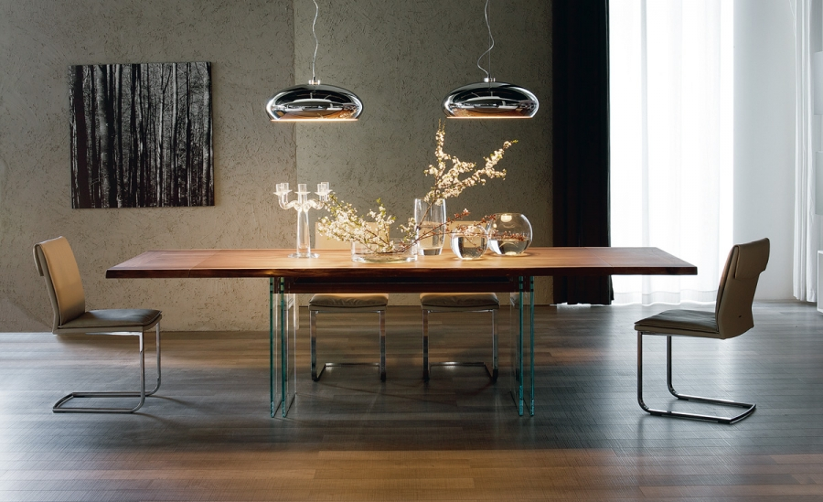 Ikon cattelan italia tables for Muebles de diseno italiano