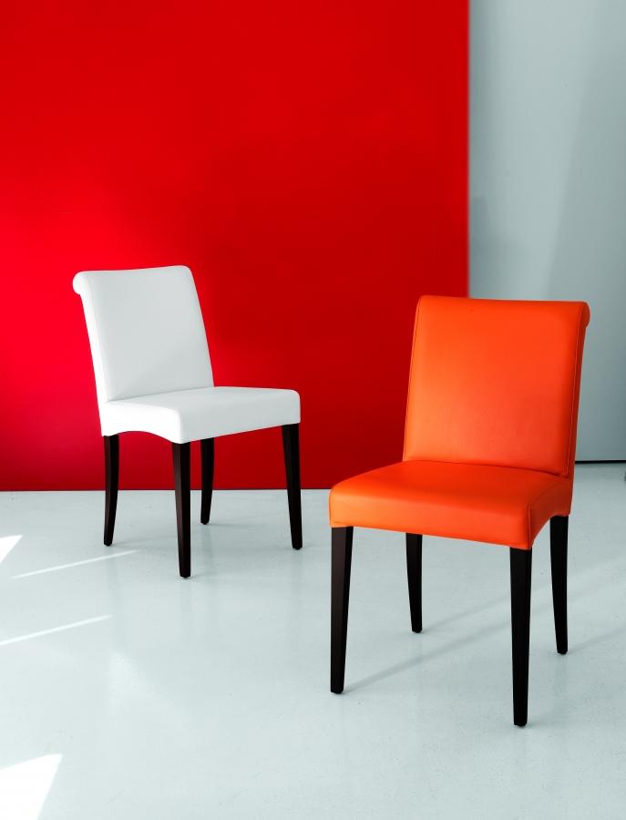 Linda cattelan italia sedie for Sedie kristalia outlet