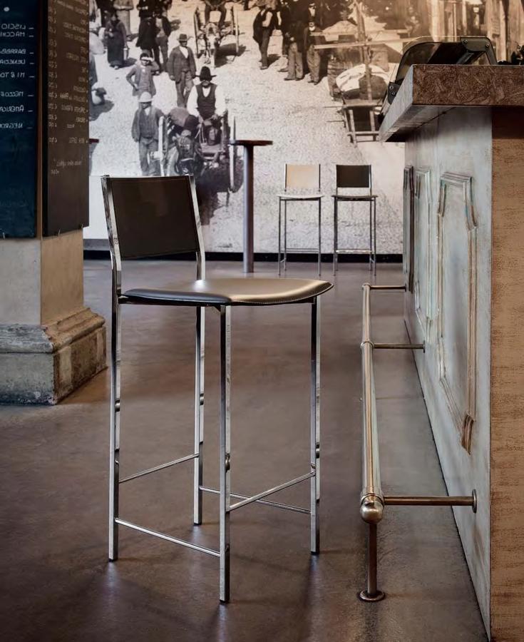 sedie - Sedia Soggiorno Design Patricia Cattelan