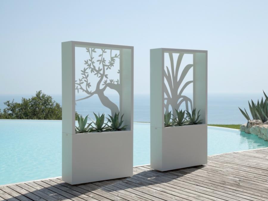 Pot fleurs s paration talenti vases for Jardiniere d interieur design