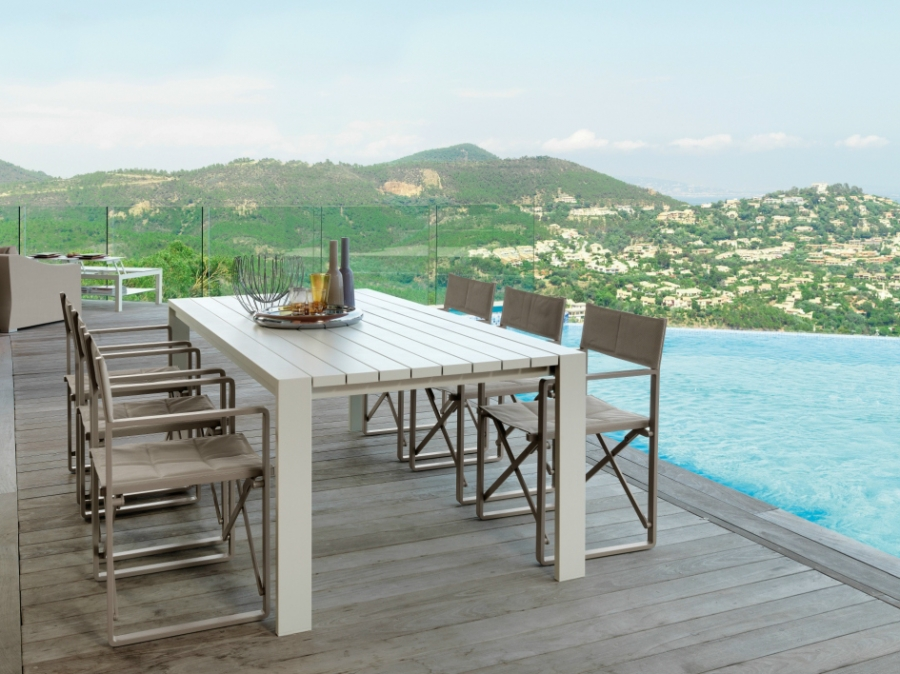Chic talenti tavolo tavoli for Talenti arredo giardino