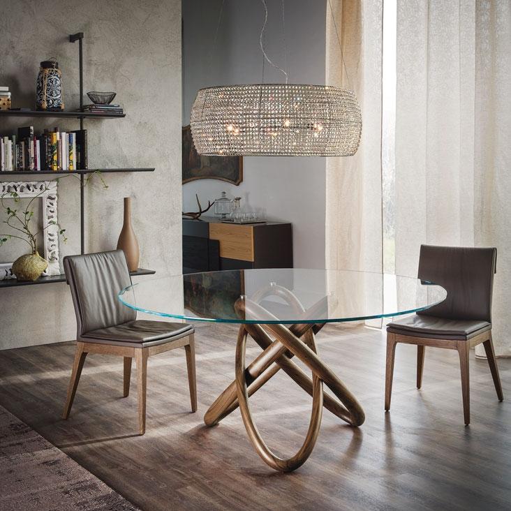carioca cattelan italia tables. Black Bedroom Furniture Sets. Home Design Ideas