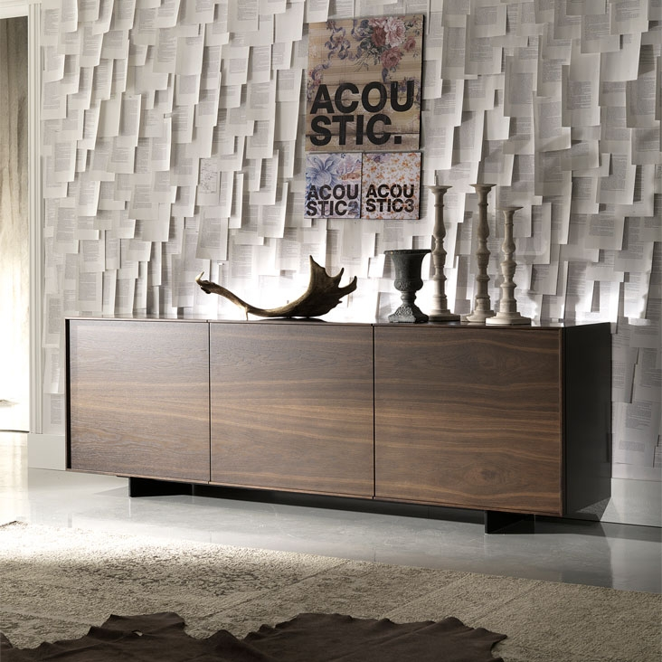 oxford cattelan italia sideboard. Black Bedroom Furniture Sets. Home Design Ideas