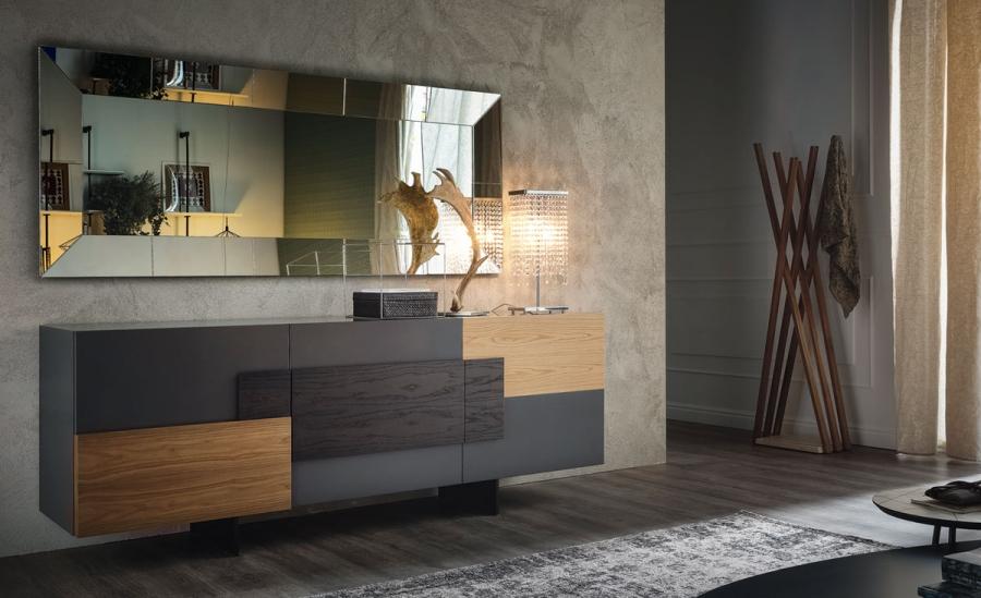 torino cattelan italia sideboard. Black Bedroom Furniture Sets. Home Design Ideas