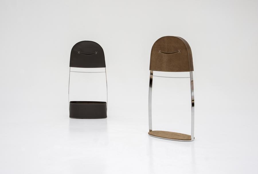 Stand Appendiabiti Porta Grucce Caio Miniforms : Michelino tonin casa appendiabiti