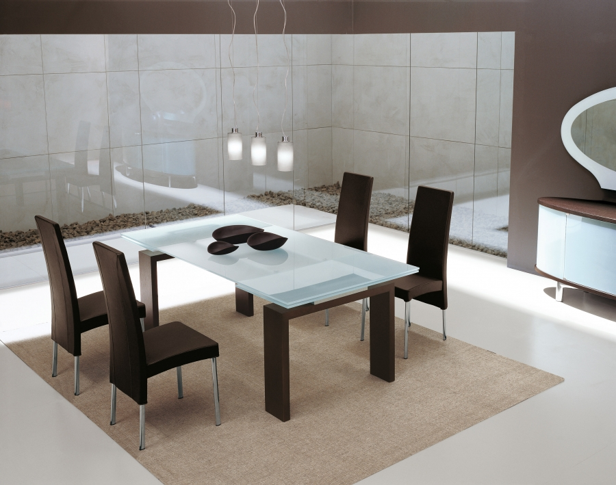 Brooklyn tonin casa tavoli - Mesas ovaladas extensibles ...