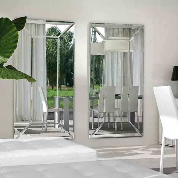 Costantia tonin casa espejos - Espejos modernos para salon ...
