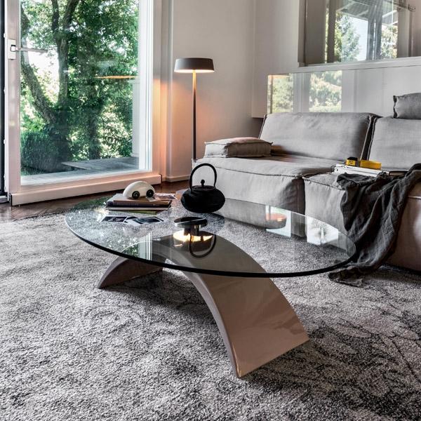 Tonin Casa Tree Coffee Table: Tudor Tonin Casa
