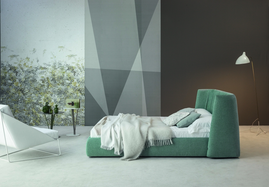 Gruppo Letto Design Moderno To Be Bonaldo : Basket bonaldo betten