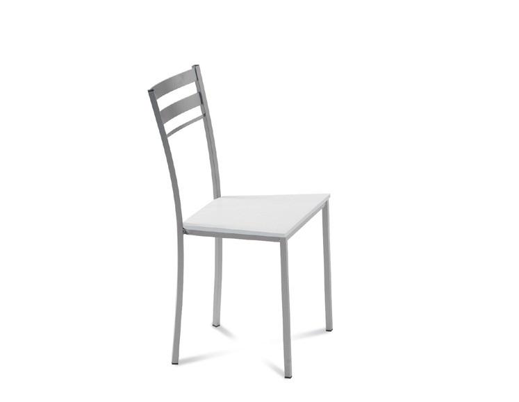 Tip domitalia sedie for Sedie in acciaio