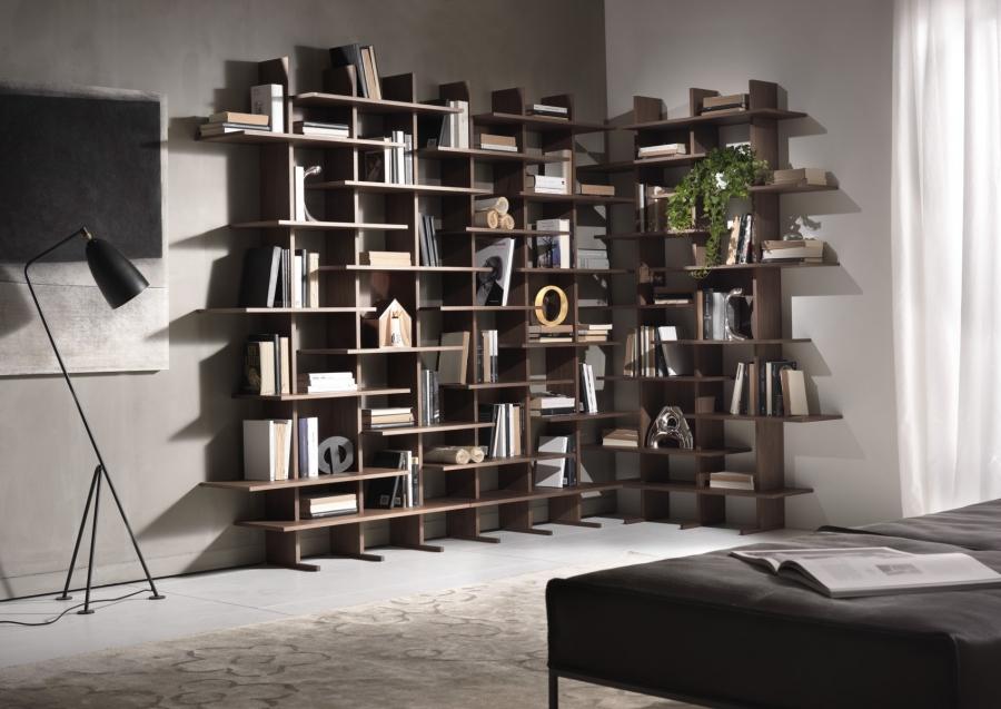 elisabeth pacini cappellini bookcase. Black Bedroom Furniture Sets. Home Design Ideas