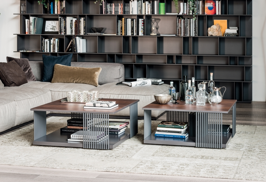 lothar cattelan italia coffee table. Black Bedroom Furniture Sets. Home Design Ideas