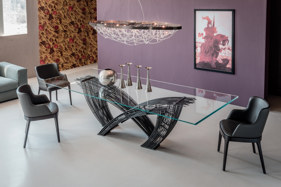 hystrix cattelan italia tables. Black Bedroom Furniture Sets. Home Design Ideas