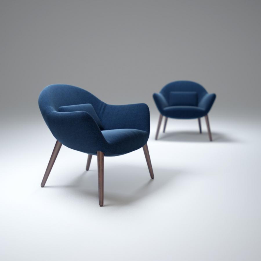 Mad Chair Poliform Fauteuils Et Sofas