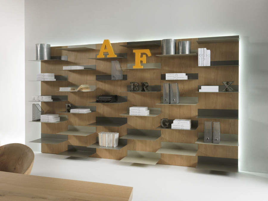 Implement Riva 1920 - Bookcase