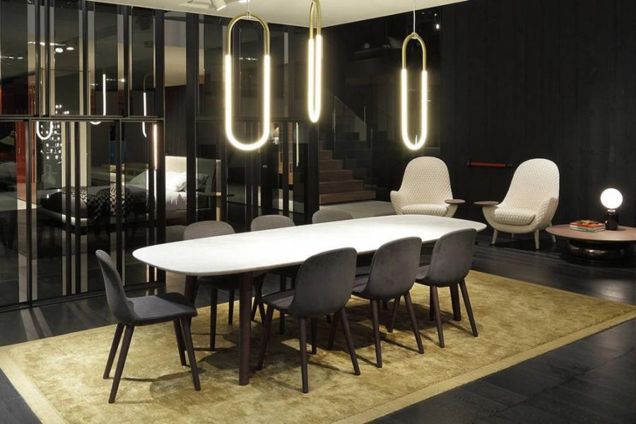 Mad Dining Table Poliform Tables