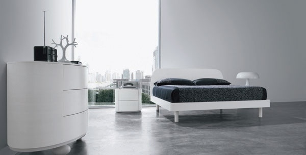 christal dall 39 agnese complementi notte. Black Bedroom Furniture Sets. Home Design Ideas