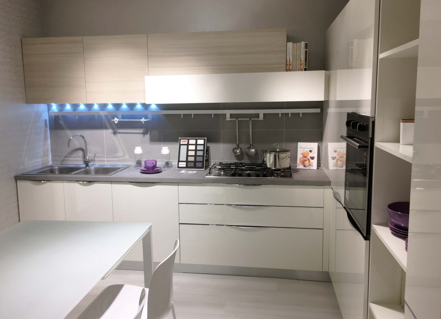 Kitchen Start Time - Veneta Cucine - Kitchens