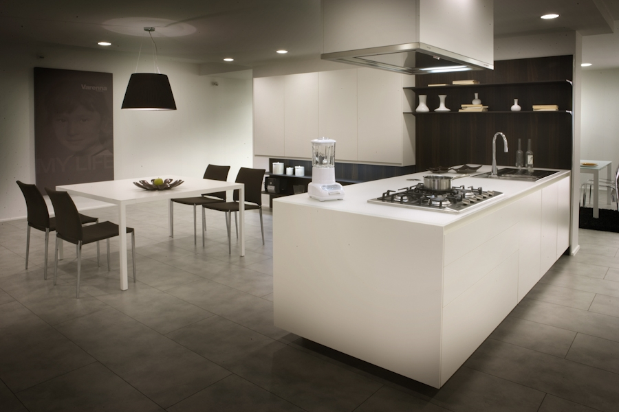 Cucina Twelve + My Planet Varenna Poliform - Cucine