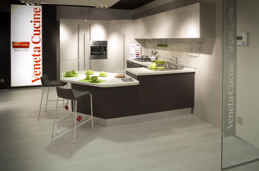 Kitchen carrera lucido veneta cucine kitchens - Veneta cucine firenze ...