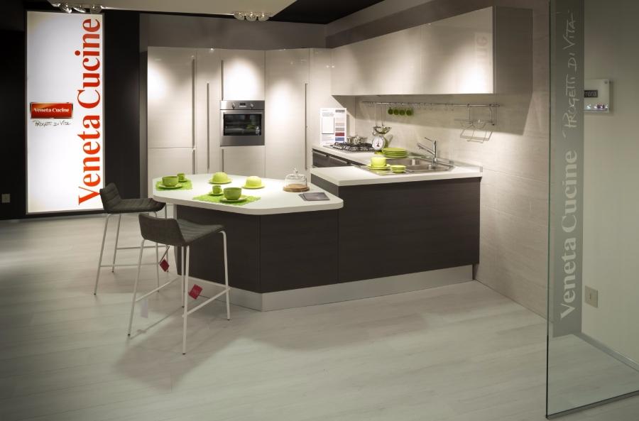 Modelli 3d Veneta Cucine.Kitchen Carrera Lucido Veneta Cucine