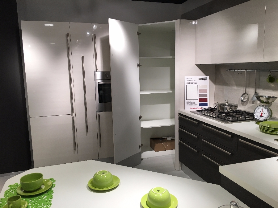 Cucina Carrera Lucido - Veneta Cucine - Cucine