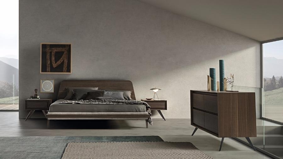 1950s presotto lits for Presotto camere da letto