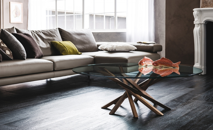 Atari Cattelan Italia - Coffee table