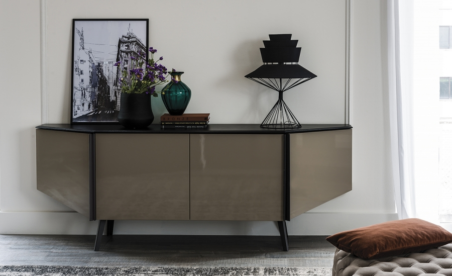 standard cattelan italia sideboard. Black Bedroom Furniture Sets. Home Design Ideas