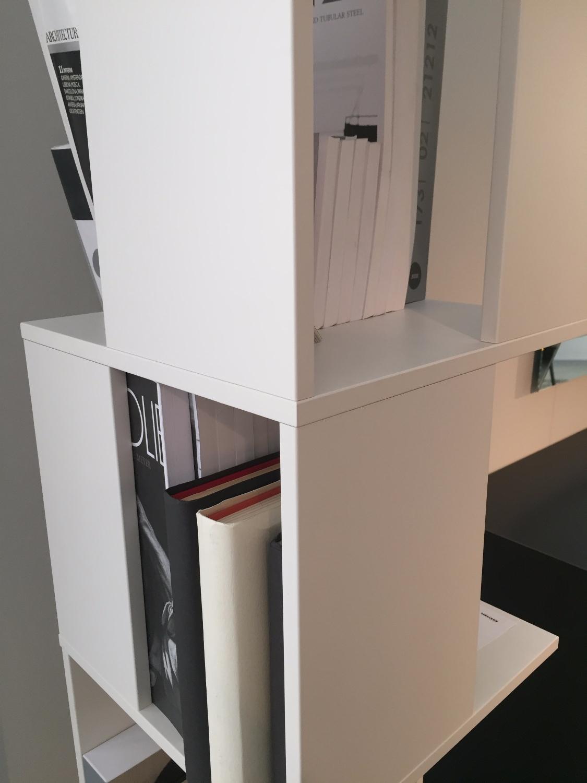 Libreria cubic bonaldo outlet pronta consegna for Kristalia outlet