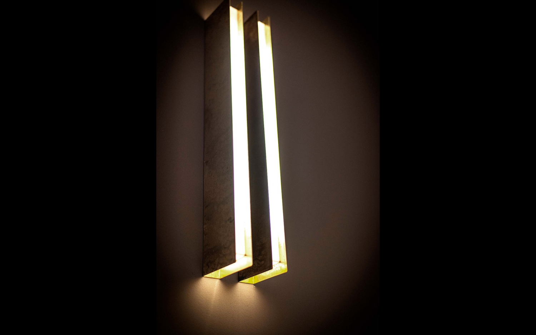 Blade applique baxter illuminazione
