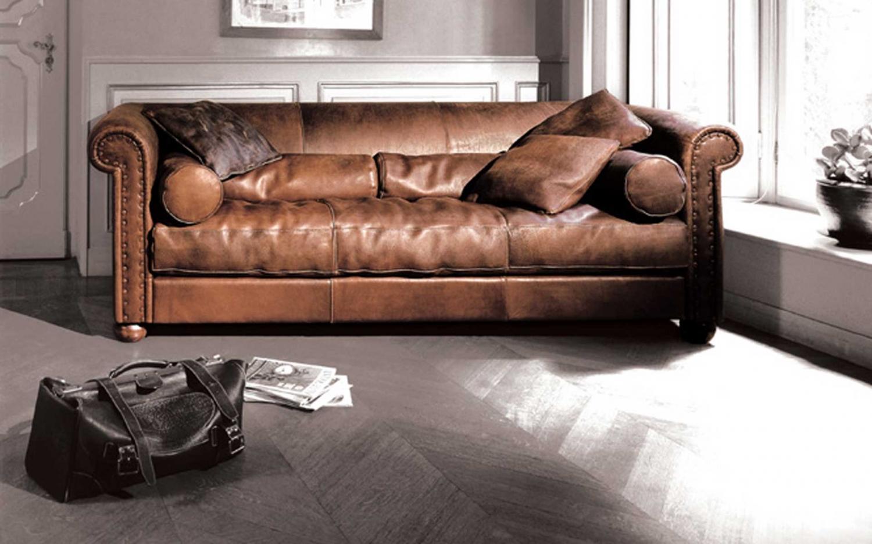Alfred divano baxter poltrone e divani for Poltrone baxter