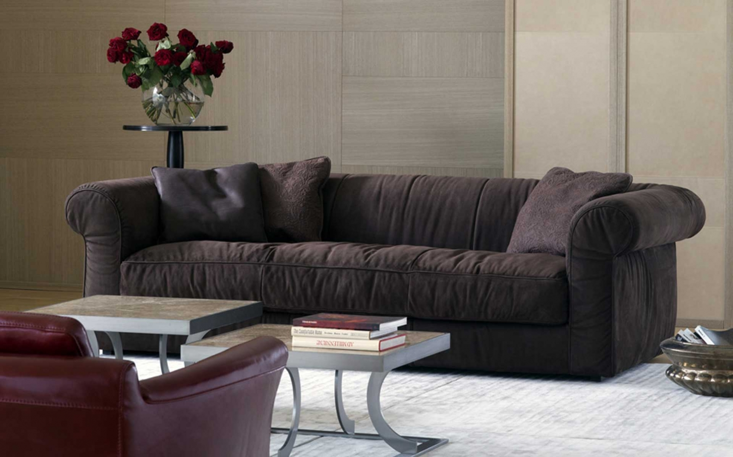 alfred soft sofa baxter armchairs and sofas. Black Bedroom Furniture Sets. Home Design Ideas