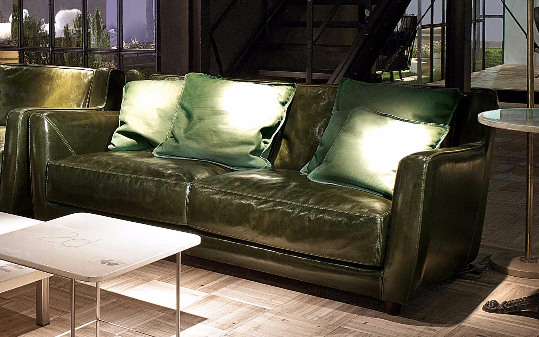 Berg re longe divano baxter poltrone e divani for Baxter italia divani