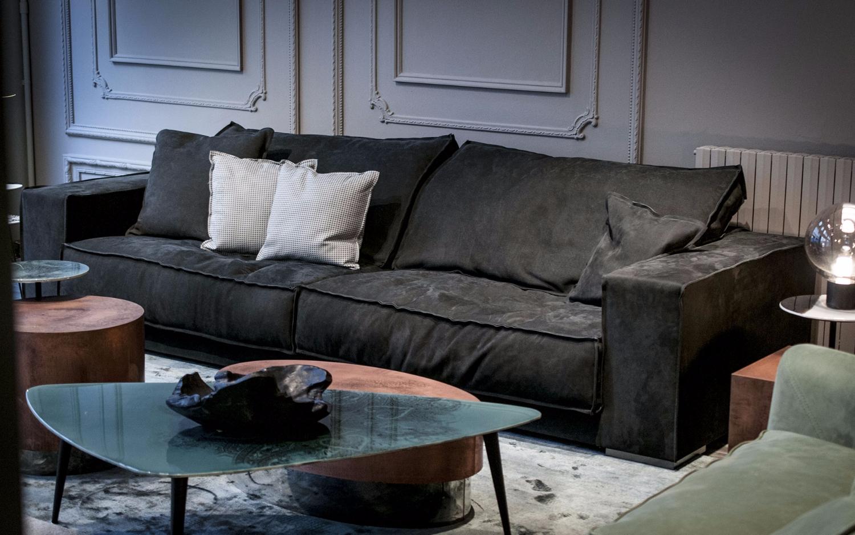 Budapest Soft Divano Baxter - Poltrone e divani