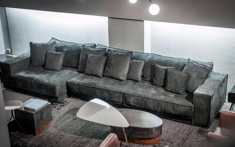 Budapest soft divano baxter poltrone e divani for Poltrone baxter prezzi