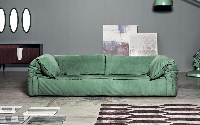 Casablanca Divano Baxter - Poltrone e divani