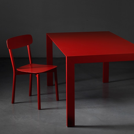 First tavolo miniforms tables for Table extensible kristalia