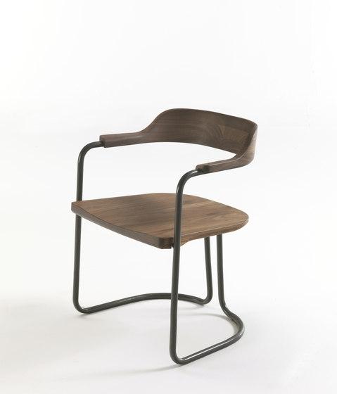 Merveilleux Tubular Riva 1920 Chair