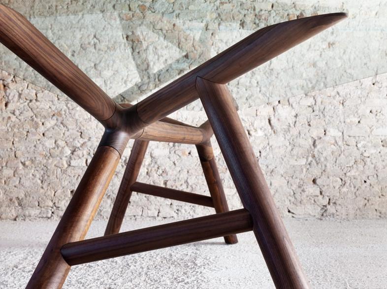 otto tisch miniforms tische. Black Bedroom Furniture Sets. Home Design Ideas