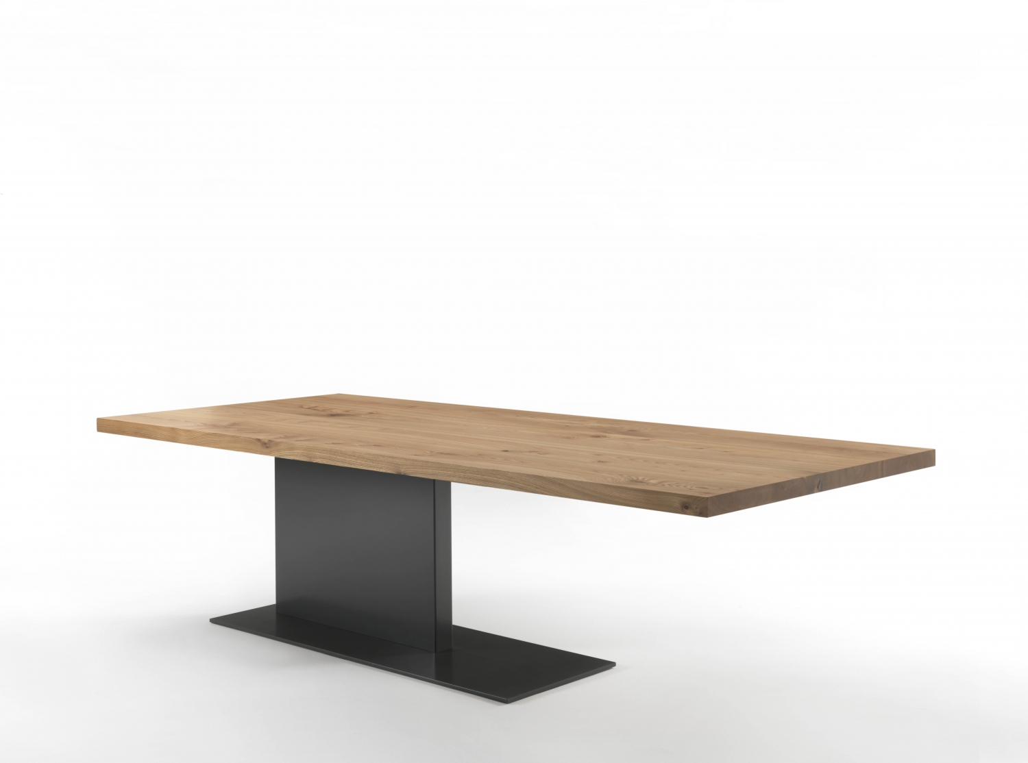 Liam riva 1920 tables - Table bois massif contemporaine ...