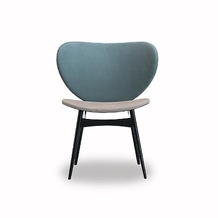 Alma baxter chair for Sedie baxter