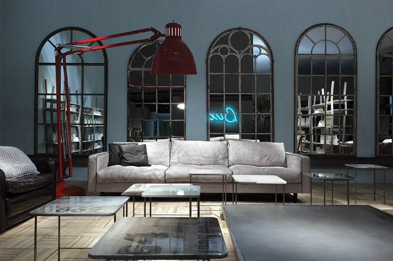 Stoccolma divano baxter poltrone e divani for Baxter italia divani