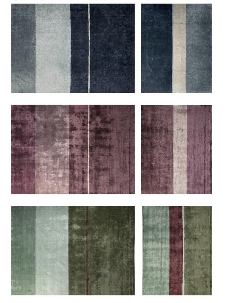 Stripes baxter tappeti for Tappeti baxter