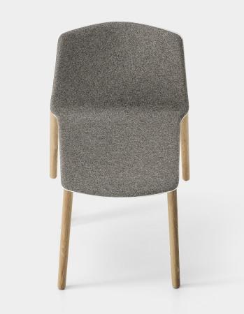 Rama wood base kristalia sedie for Sedie kristalia outlet