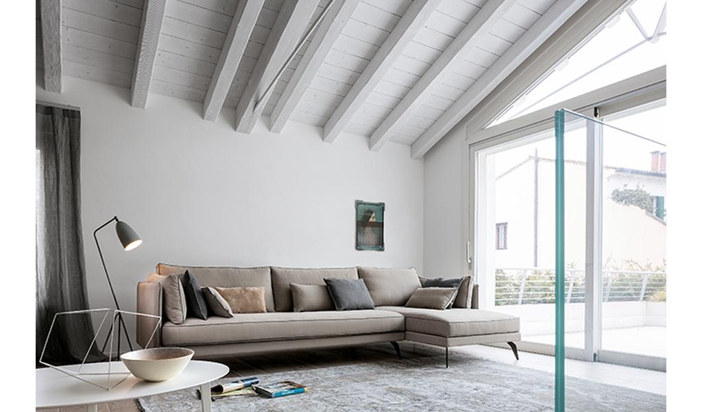 Milton Sofa Dall\'Agnese - Armchairs and sofas